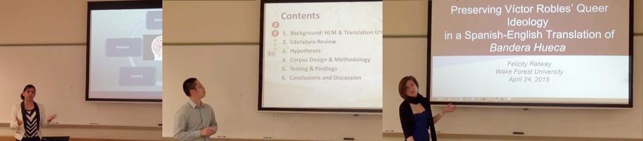 APR Presentations 2015